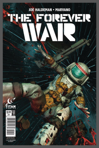 The Forever War #5 (Listrani Cover)