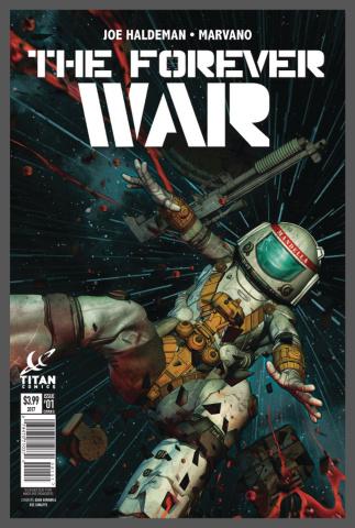 The Forever War #5 (Listrani Cover)