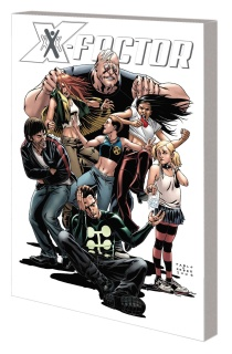 X-Factor by Peter David Vol. 2