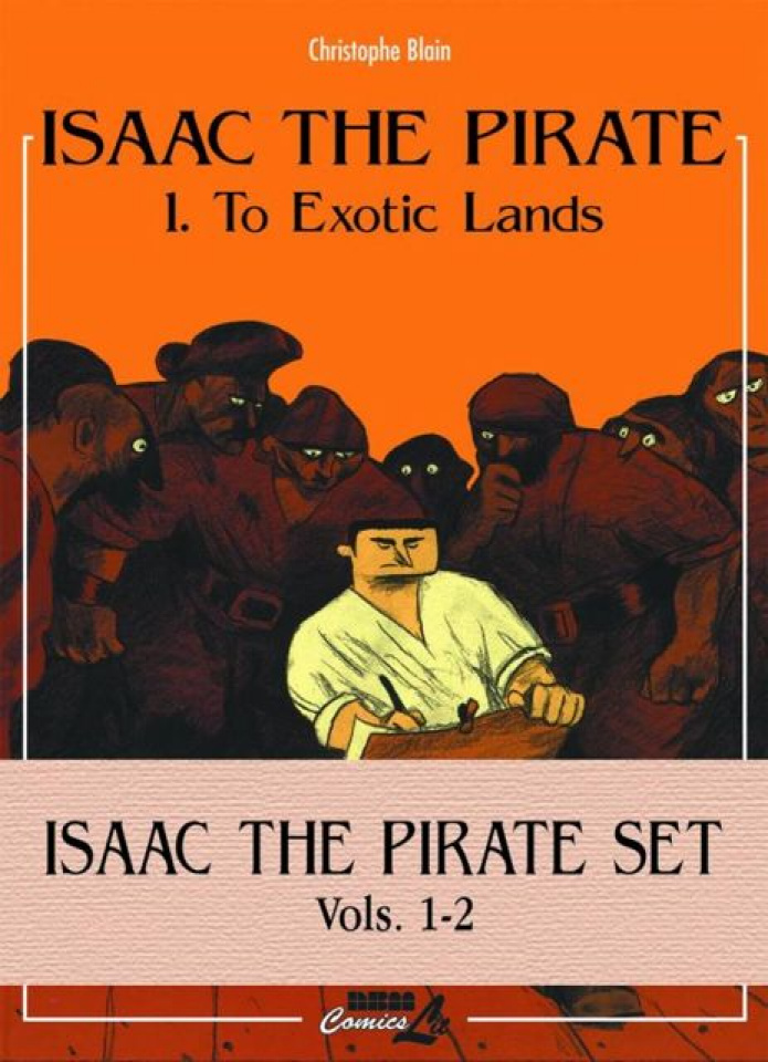 Isaac the Pirate Vols. 1-2