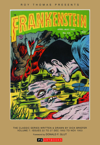 Briefer: Frankenstein 1952-53
