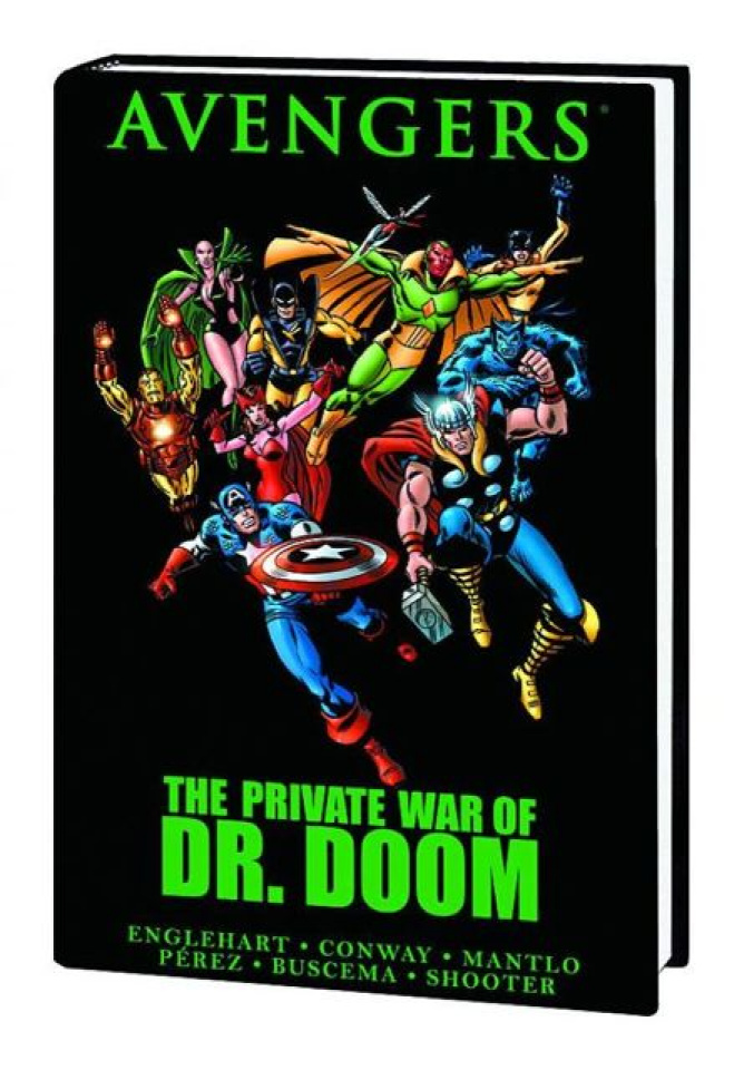 Avengers: The Private War of Dr. Doom
