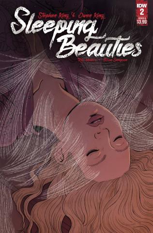 Sleeping Beauties #2 (Woodall Cover)