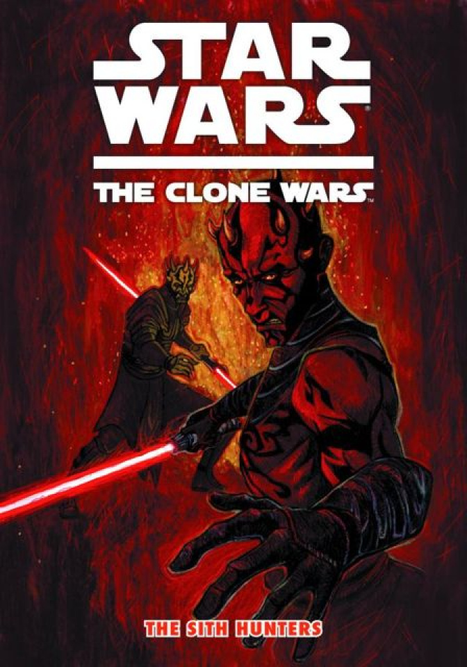 Star Wars: The Clone Wars - Sith Hunters