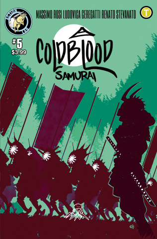A Cold Blood Samurai #5