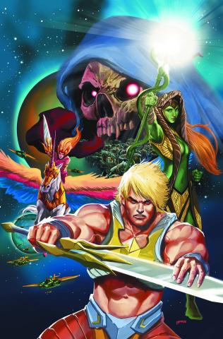 He-Man: The Eternity War #8