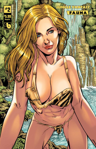 Jungle Fantasy: Fauna #2