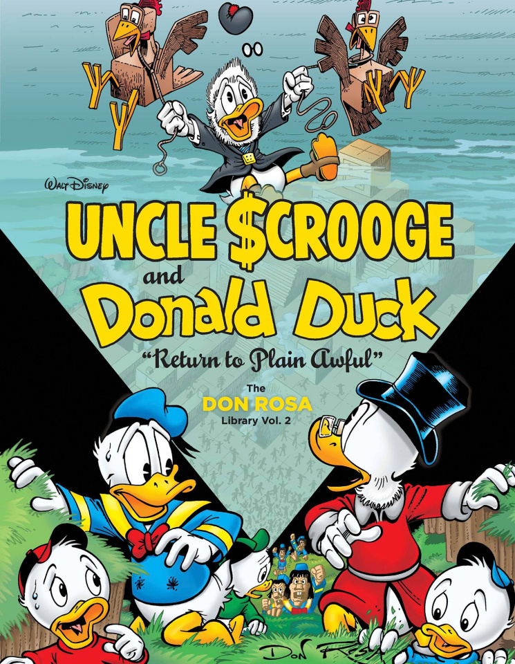 The Don Rosa Duck Library Vol. 2: Return to Plain Awful