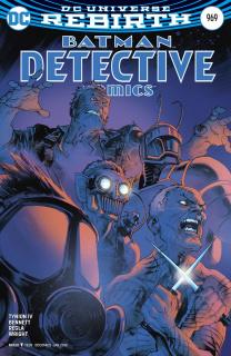 Detective Comics #969 (Variant Cover)