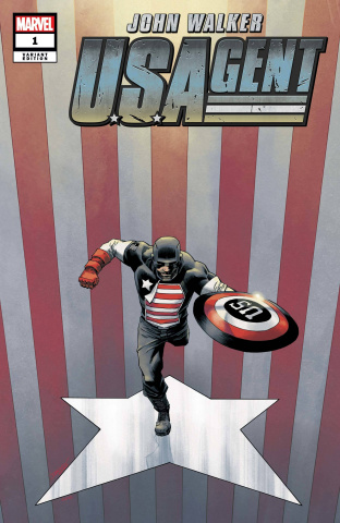 U.S.Agent #1 (Shalvey Cover)