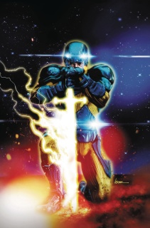 X-O Manowar #50 (20 Copy Andrews Cover)
