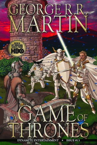 A Game of Thrones #13