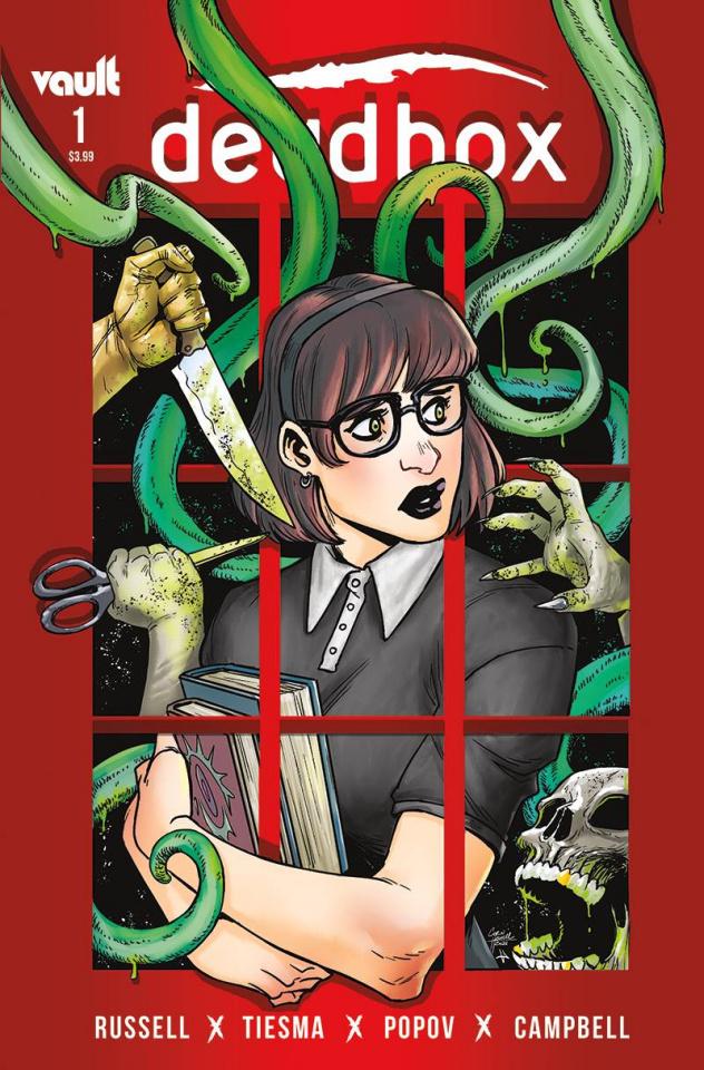 Deadbox #1 (Howell Cover)