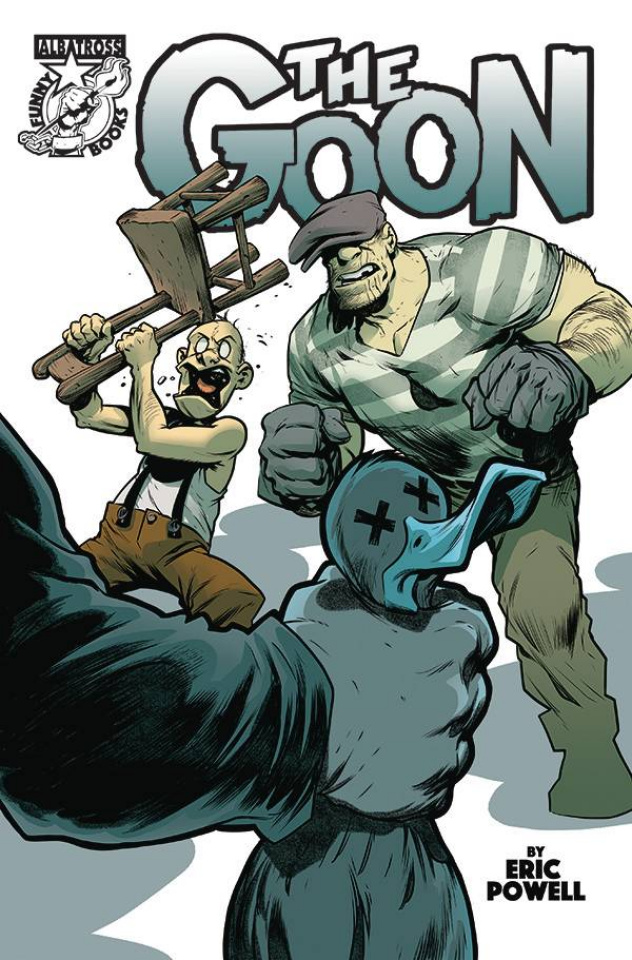 The Goon #14 (Powell Cover)