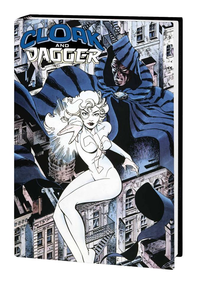 Cloak and Dagger Vol. 1 (Omnibus)