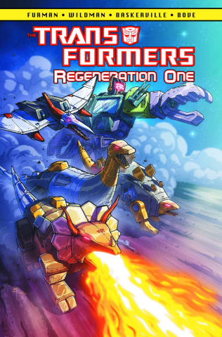 The Transformers: Regeneration One Vol. 2