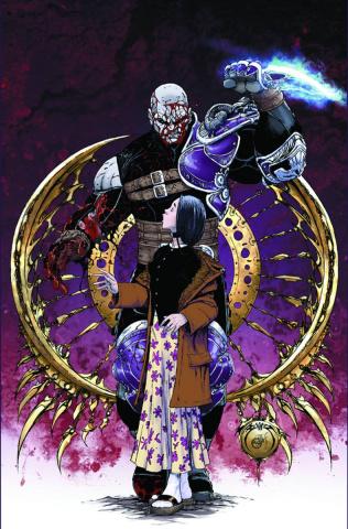 Wraithborn #1 (10 Copy Cover)