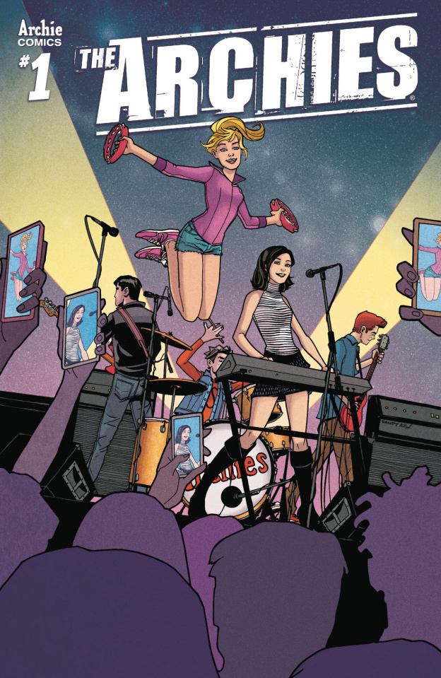 The Archies #1 (Jarrell Cover)