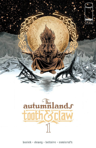 Tooth & Claw #1 (2nd Printing)