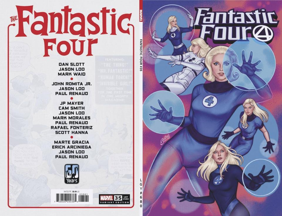 Fantastic Four #35 (Cola Cover)