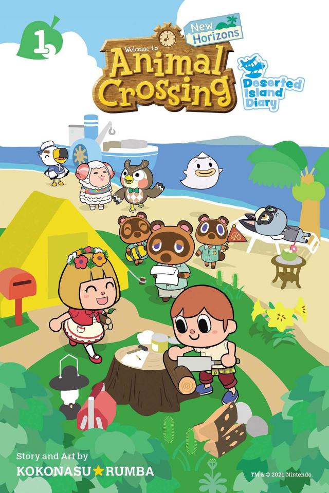 Animal Crossing: New Horizons Vol. 1