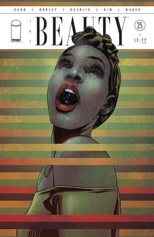 The Beauty #25 (Haun & Filardi Cover)