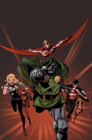 Avengers World #16