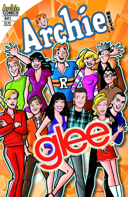 Archie #641: Archie Meets Glee, Part 1