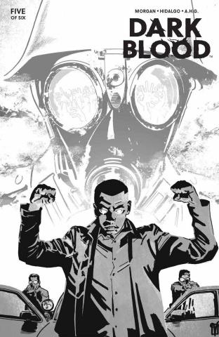 Dark Blood #5 (10 Copy De Landro Cover)