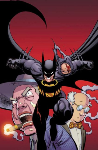DC Retroactive: Batman - The '90s #1