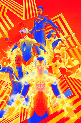 The Legion of Super Heroes #12 (Matt Taylor Cover)