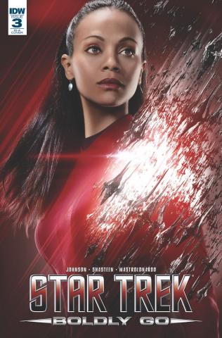 Star Trek: Boldly Go #3 (10 Copy Cover)