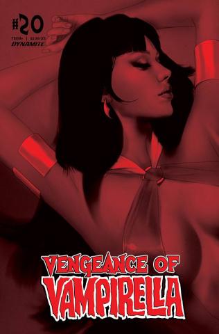 Vengeance of Vampirella #20 (40 Copy Oliver Tint Cover)