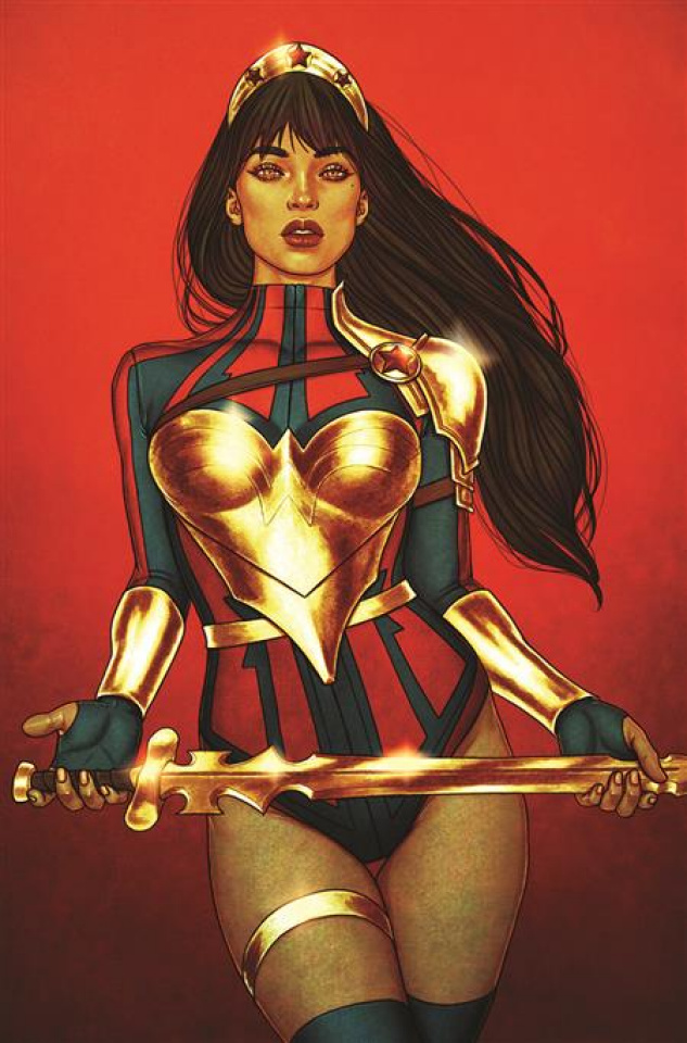 Future State: Wonder Woman #2 (Jenny Frison Card Stock Cover)