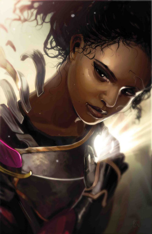 Ironheart #1 (Hans Cover)