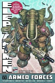 Elephantmen Vol. 00