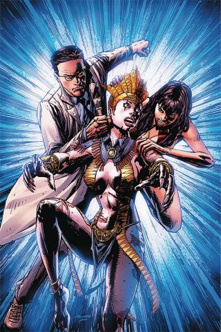 Vampirella vs. Reanimator #4 (40 Copy Desjardins Virgin Cover)