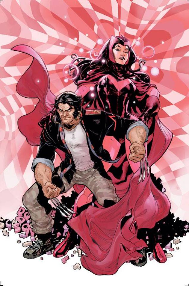 New Avengers #7 (Dodson Wolverine Costume Cover)
