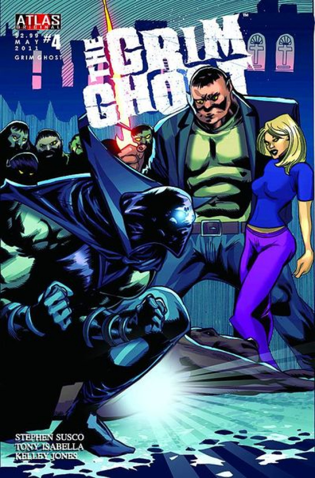 The Grim Ghost #4