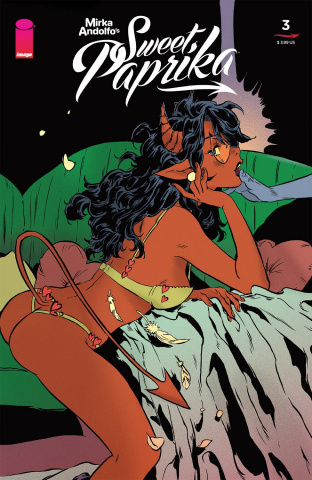 Sweet Paprika #3 (Hung Cover)