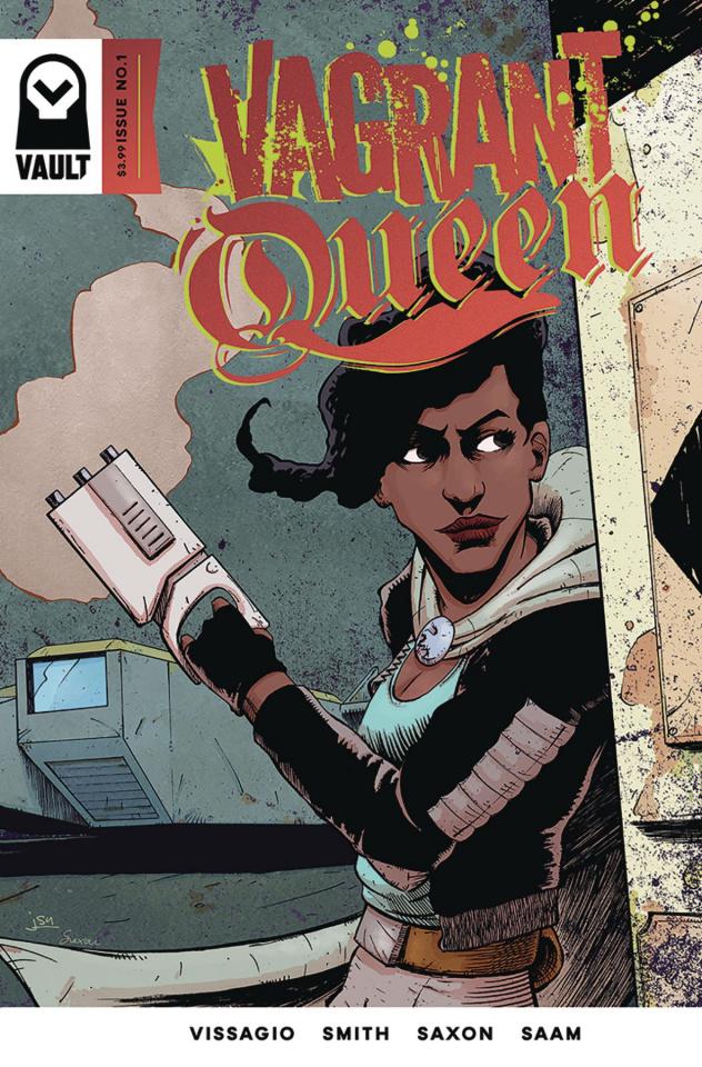 Vagrant Queen #1 (Alterici Cover)