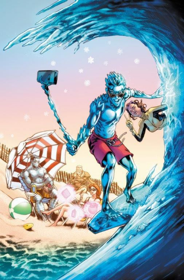 Iceman #2 (Ford Cover)
