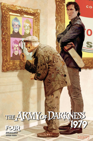 The Army of Darkness: 1979 #4 (Suydam Cover)