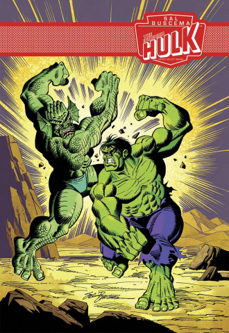 The Incredible Hulk: Sal Buscema Marvel Artist Select Series #1