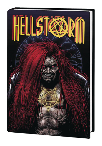 Hellstorm by Warren Ellis (Omnibus)