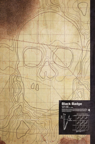 Black Badge #7 (Shaw Cover)