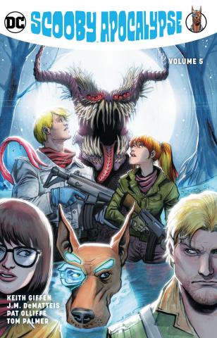 Scooby: Apocalypse Vol. 5