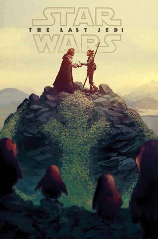 Star Wars: The Last Jedi #1