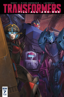 The Transformers: Till All Are One #7