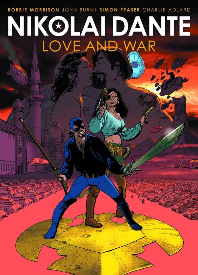 Nikolai Dante: Love and War